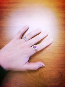 Nana's Ring hand